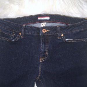 50%off‼️Tommy Hilfiger Blue wash Boot cut Jeans